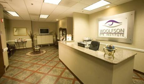 Woolfson Eye Institute ASC