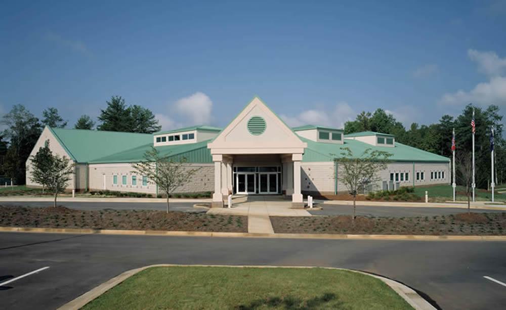 Gwinnett Senior Center