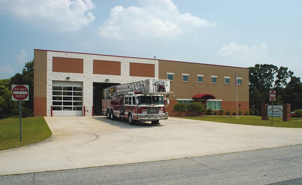 Rockdale Fire Station